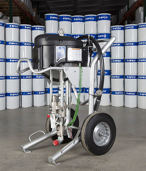 Graco Xtreme Airless Sprayers